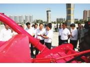 韩长赋对花生全程机械化生产提要求