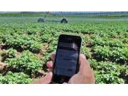我国农机智能化水平加速提升 ——手机变身新农具