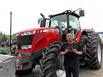"""【麦向幸福】吕伟:农场改革给予了""""北大荒人""""新的发展机遇"""