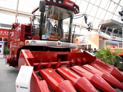 2019中国国际农机展:看联合收获机细分行业变化趋势!