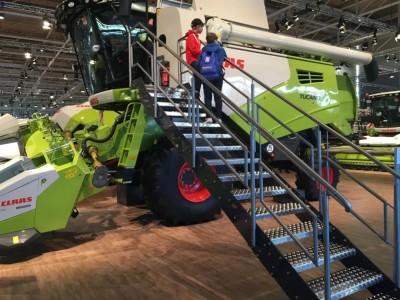 AGRITECHNICA德国汉诺威国际农机展盛大开幕