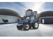 纽荷兰全球首台 T6 甲烷动力拖拉机亮相 Agritechnica 2019德国国际农机展