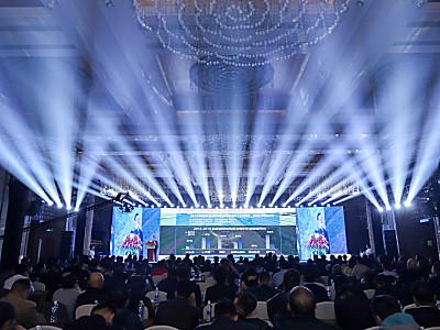 红蓝共鸣 赢领时代—2020年度凯斯纽荷兰工业中国农业机械经销商大会圆满落幕
