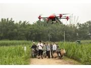 极飞科技发布植保无人机领域首份企业社会责任报告