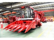 国产玉米收获机进入液压驱动时代!