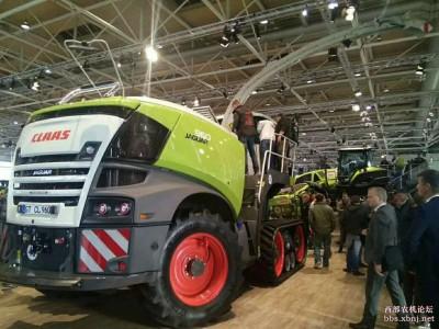 席位不多,2019汉诺威农机展,你约了吗?