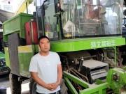 李洪山:質量可靠、收益率高,青飼料收獲機我只推薦利裕豐