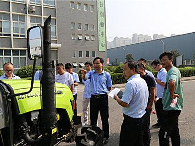 中聯農機:以市場為中心傾聽用戶聲音