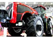 2016武汉国际农机展中国一拖风采