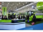 2017武汉国际农机展展位风采