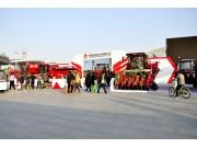 2017武汉国际农机展勇猛机械风采