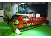 2019青岛国际农机展CLAAS产品风采