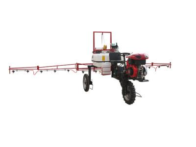 农哈哈3WX-280自走式旱田作物喷杆喷雾机