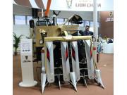莱恩4LBZ-145半喂入联合收割机