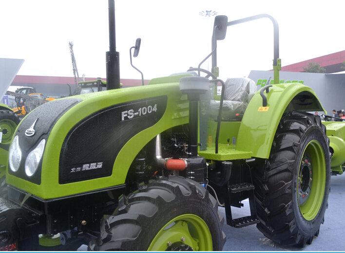 弗雷森fs-1004拖拉机图片