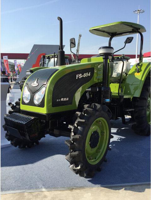 弗雷森fs-854拖拉机图片