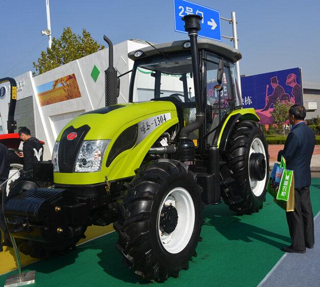 洛阳博马1304型拖拉机