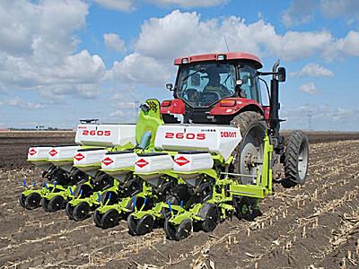 DEBONT(德邦大为)2605气吸式免耕精密播种机