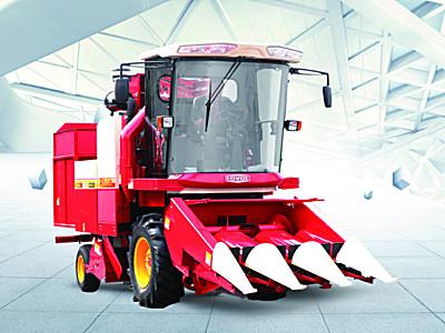 雷沃谷神CC03(4YZ-3H)自走式玉米收割机