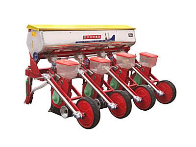 农哈哈2BYSFS-4仿形勺轮玉米播种机
