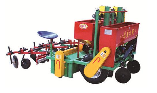 璞盛2CMMF-2A型马铃薯播种机