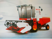GE40(4LZ-4E1)轮式谷物联合收割机