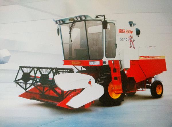 福田雷沃谷神GE40(4LZ-4E1)轮式谷物联合收割机