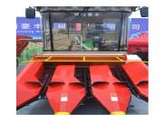 4YZ-3自走式玉米收获机