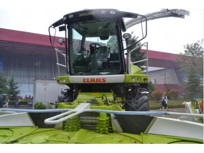 CLAAS(科乐收)JAGUAR850自走式青贮饲料收获机