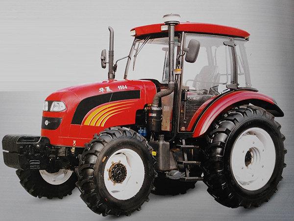 大马力的农业轮式拖拉机