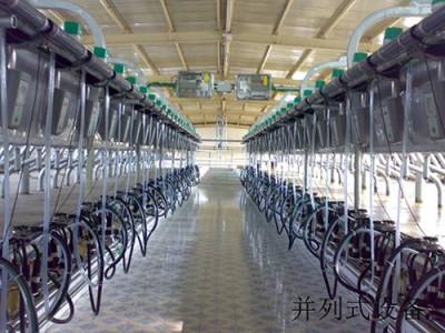 瑞海9JGD-YG-16鱼骨式电子计量型挤奶机