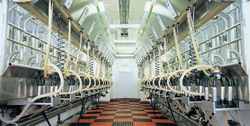瑞海(GEA)9JGD-BL-40并列式电子计量型挤奶机