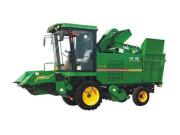 4YZ-2B型自走式玉米收获机