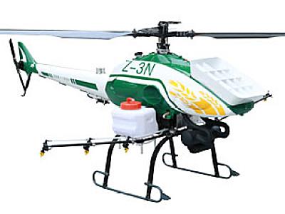 天鹰TY-R35燃油动力植保飞机