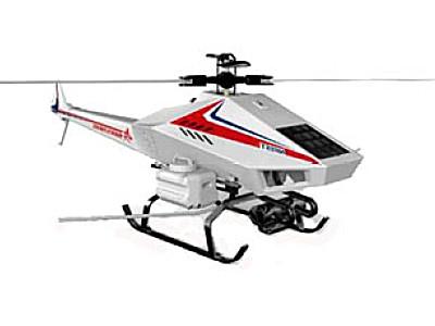 天鹰TY-R30燃油动力植保飞机