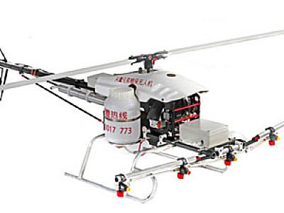 天鹰TY-R10燃油动力植保飞机