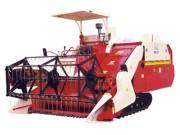 4LZ-2.5水稻联合收割机