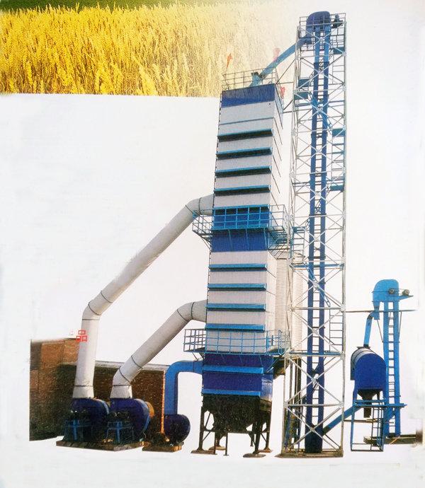 德农DN-150谷物烘干机