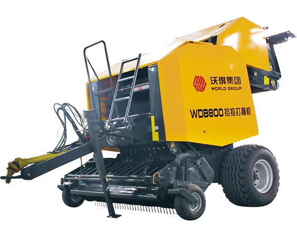 沃得WDB800捡拾打捆机
