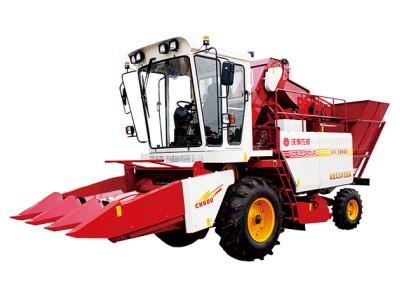 沃得裕龙4YZB-3(CH600)玉米收割机