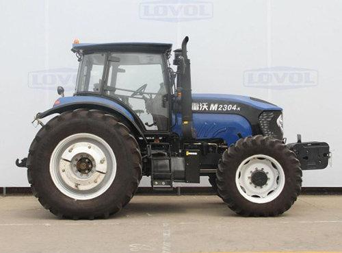 雷沃欧豹m2304-k轮式拖拉机