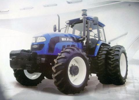 雷沃欧豹m1454-g拖拉机