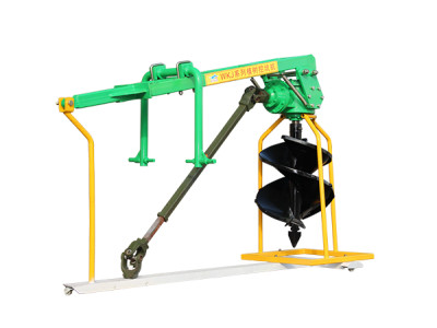 大华宝来WKJ系列植树挖坑机