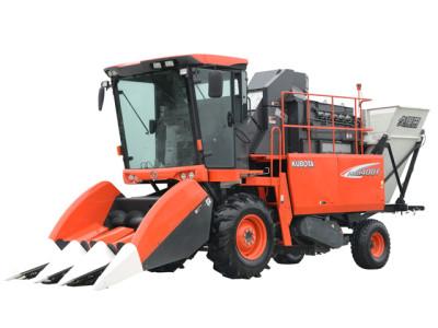 久保田4YZB-3(PR01408Y)玉米收获机