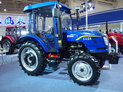 东风DF554A轮式拖拉机