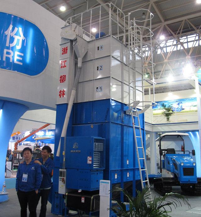 柳林5H-12A型谷物干燥机