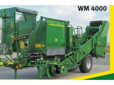 法国WM4000土豆收获机