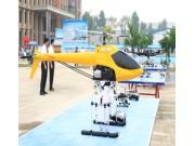 10公斤级电池动力无人机
