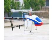 17公斤级电池动力无人机