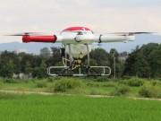 3WX6-10A电动六旋翼植保无人机